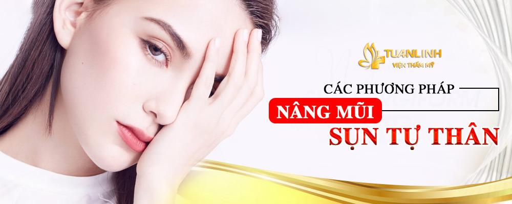 Hình ảnh: Các phương pháp nâng mũi sụn tự thân