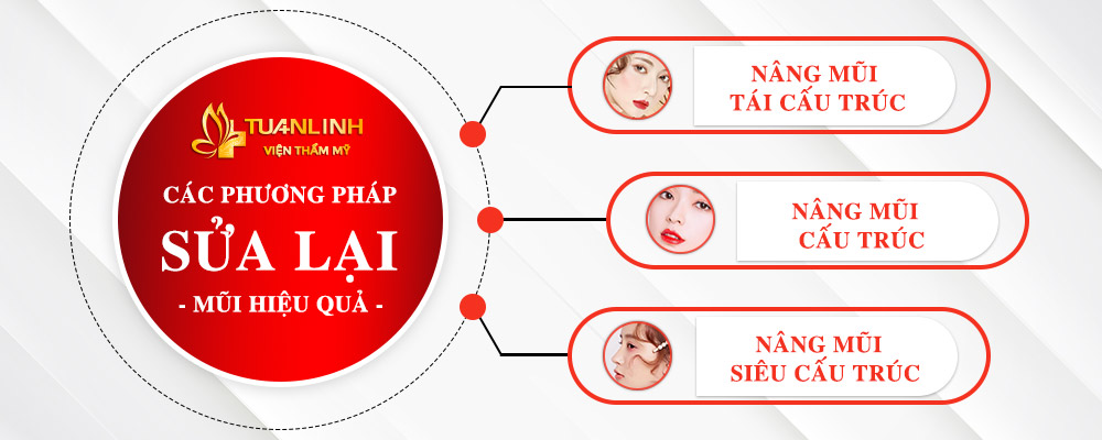Hình ảnh: Các phương pháp sửa lại mũi hiệu quả