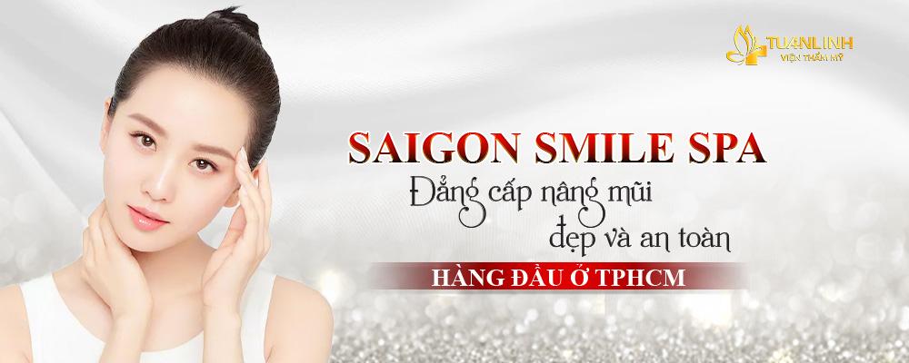 Saigon Smile Spa - Đẳng cấp nâng mũi đẹp và an toàn ở TPHCM hàng đầu| [2021] Top 15 cơ sở Nâng mũi Đẹp và An toàn ở TPHCM