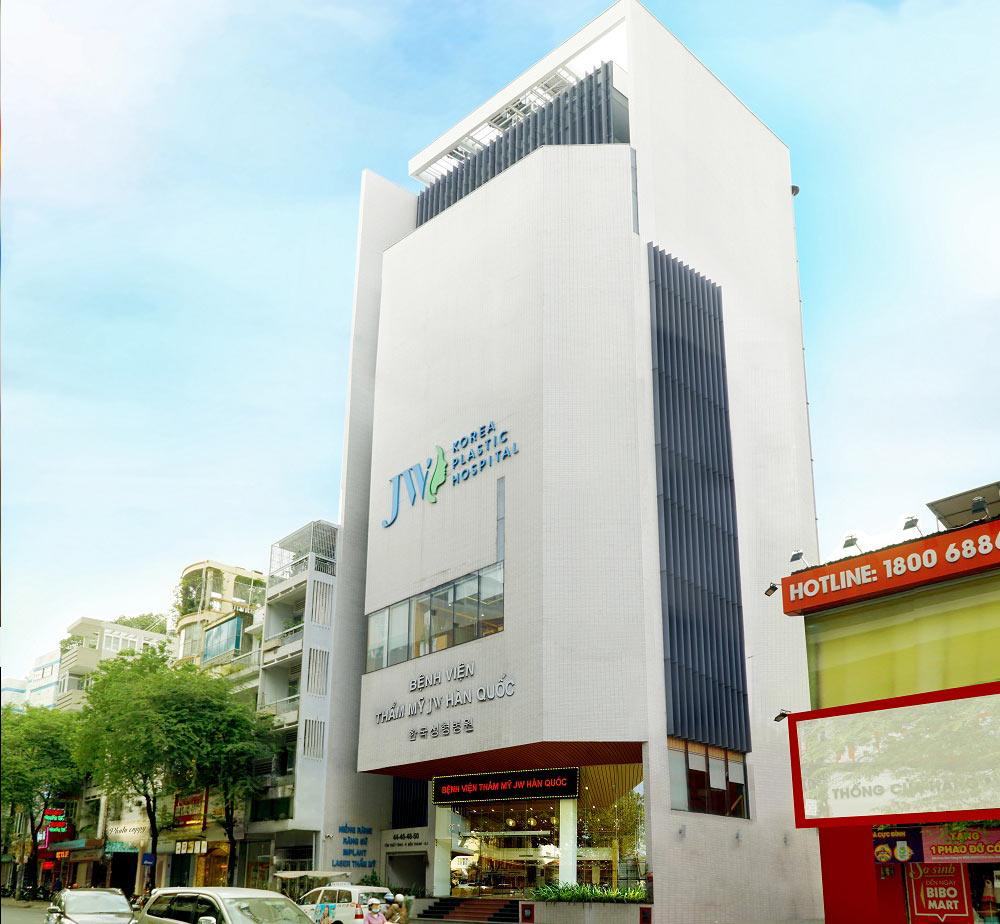 Bệnh viện thẩm mỹ JW Hàn Quốc | Top 10 cơ sở sửa mũi đẹp và an toàn nhất ở TPHCM