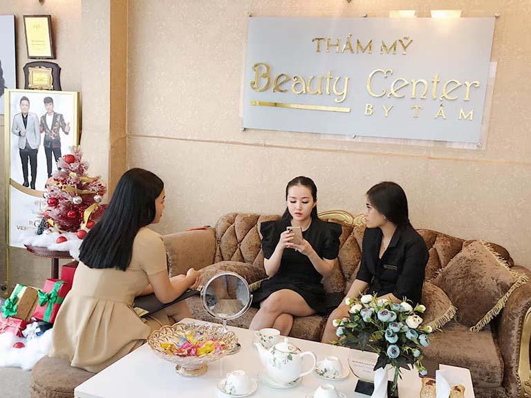 Thẩm mỹ beauty center by Tấm | Top 15 cơ sở Nâng mũi Đẹp và An toàn ở TPHCM