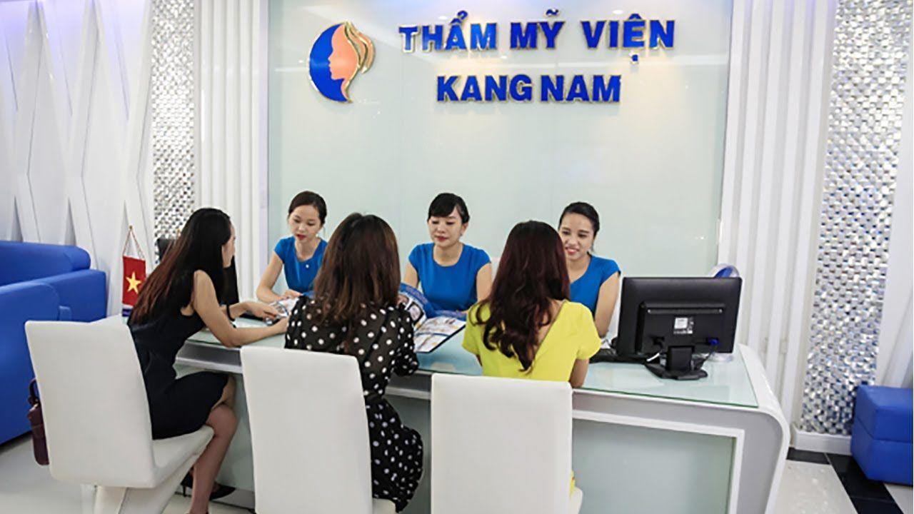 Thẩm mỹ Kangnam | Top 15 cơ sở Nâng mũi Đẹp và An toàn ở TPHCM