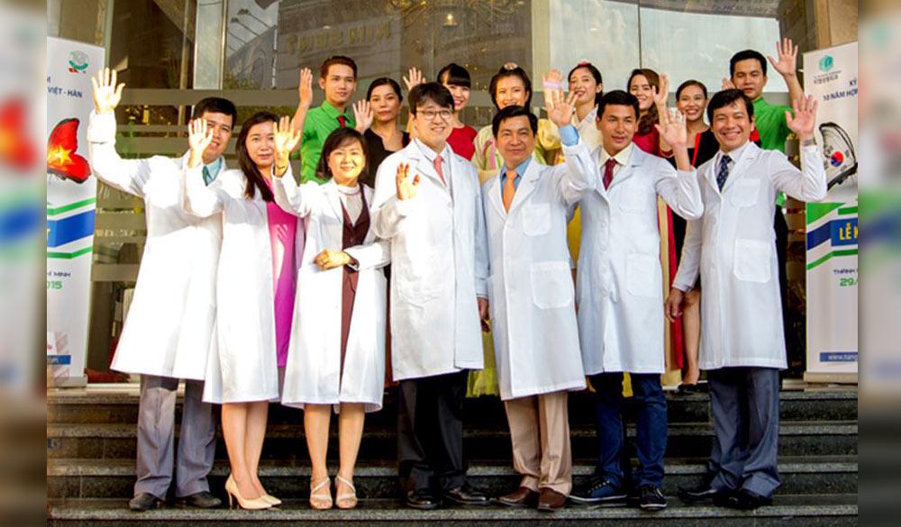 Viện thẩm mỹ Việt Hàn | Top 10 cơ sở sửa mũi đẹp và an toàn nhất ở TPHCM