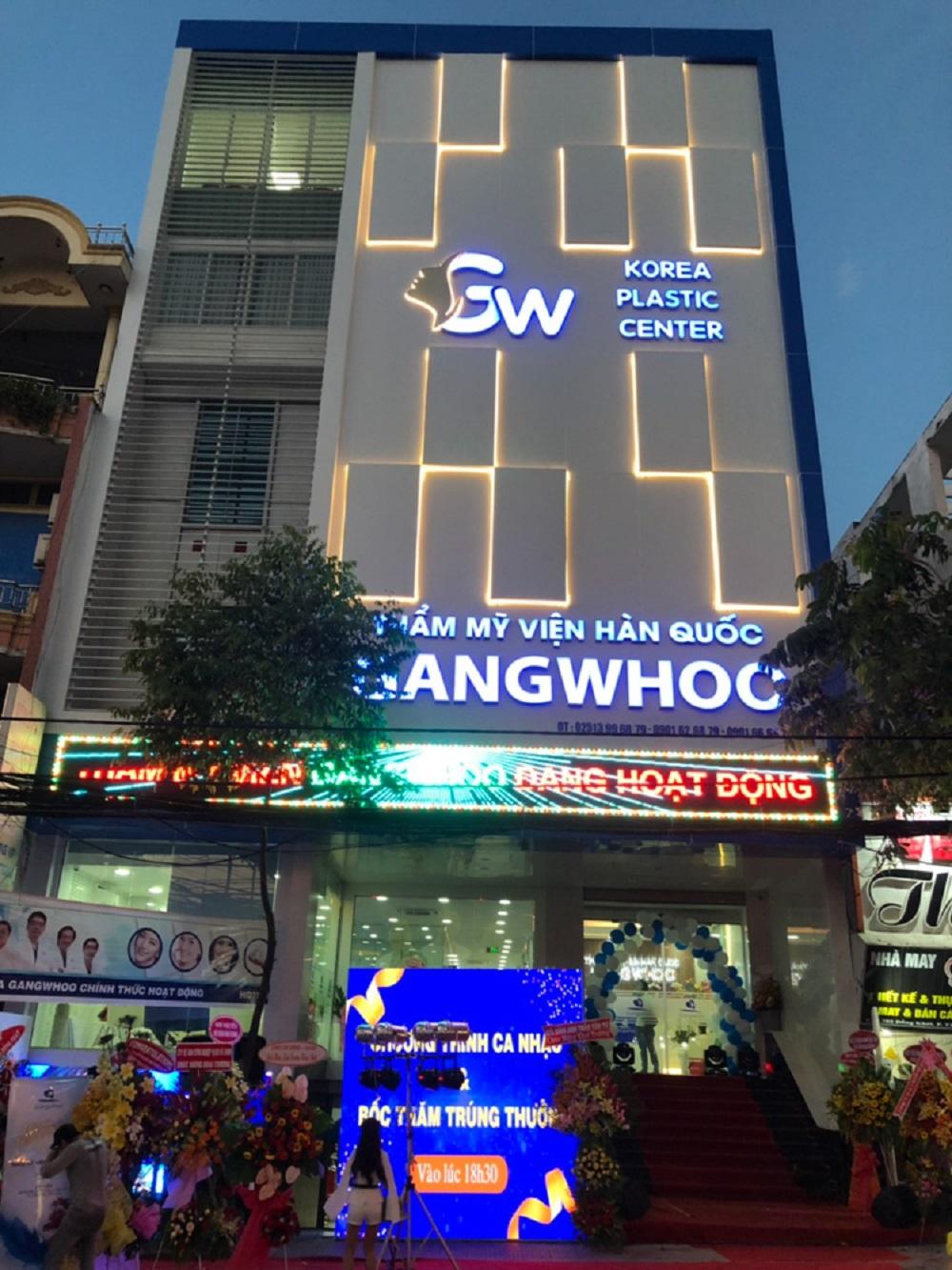 Nâng mũi an toàn và ổn định thì chọn Thẩm mỹ viện Gangwhoo Hàn Quốc | [2021] Tất tần tật 12 địa chỉ nâng mũi uy tín và an toàn nhất ở TPHCM