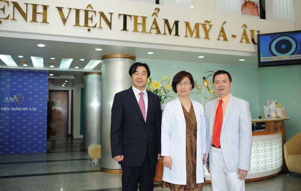 Bệnh viện thẩm mỹ Á Âu | Top 15 địa chỉ nâng mũi giá rẻ chất lượng cực tốt tại TPHCM