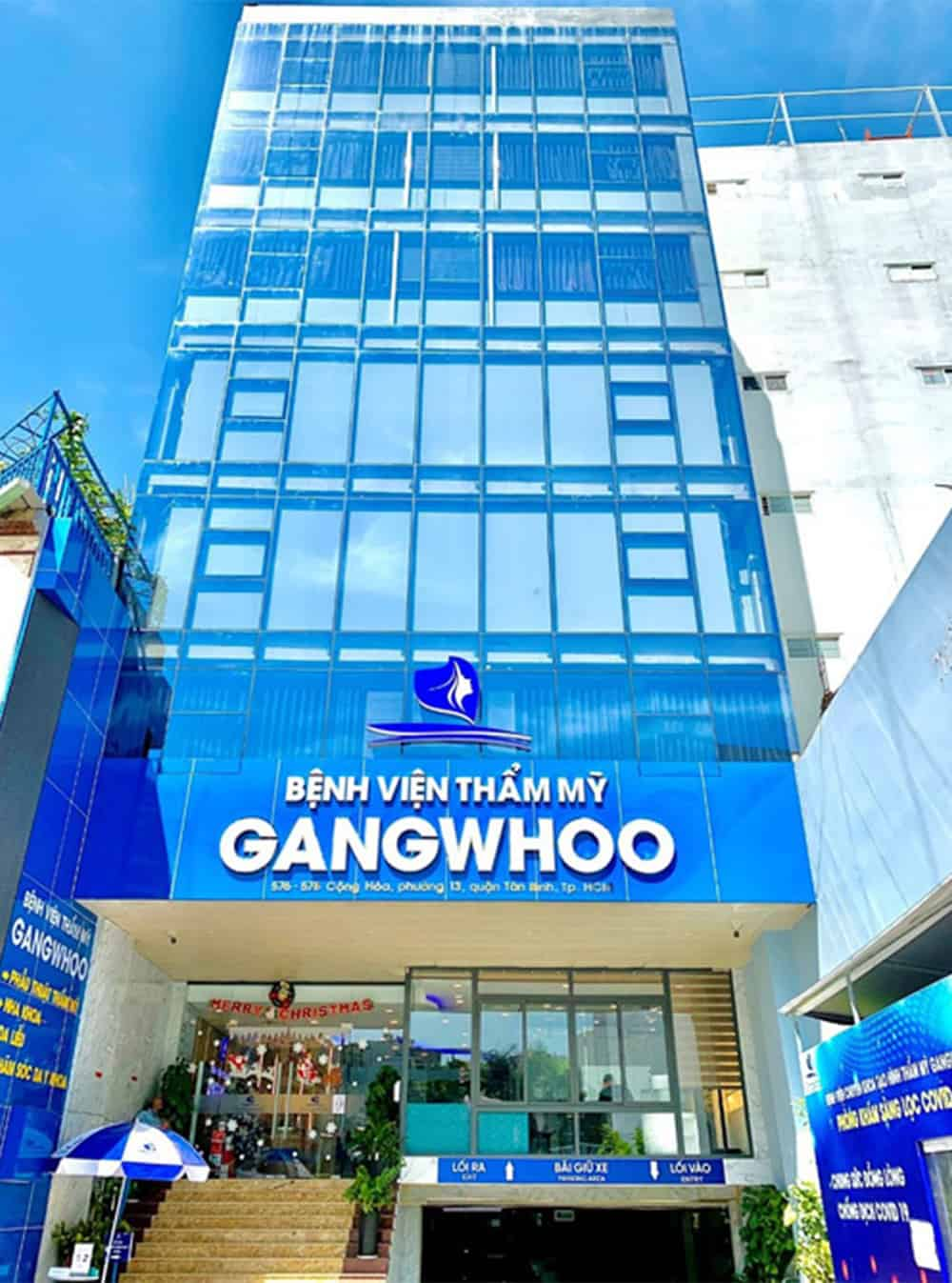 Thẩm mỹ viện GangWhoo | Top 15 địa chỉ nâng mũi giá rẻ chất lượng cực tốt tại TPHCM