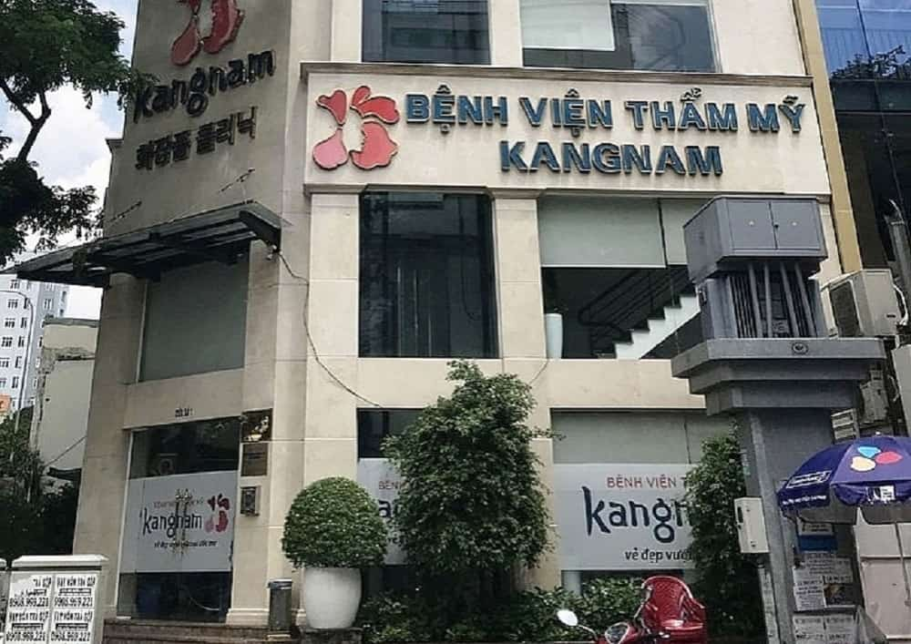 Thẩm mỹ viện Kangnam chất lượng và an toàn hàng đầu | [2021] Top 13 địa chỉ làm mũi đẹp, uy tín và an toàn nhất TPHCM