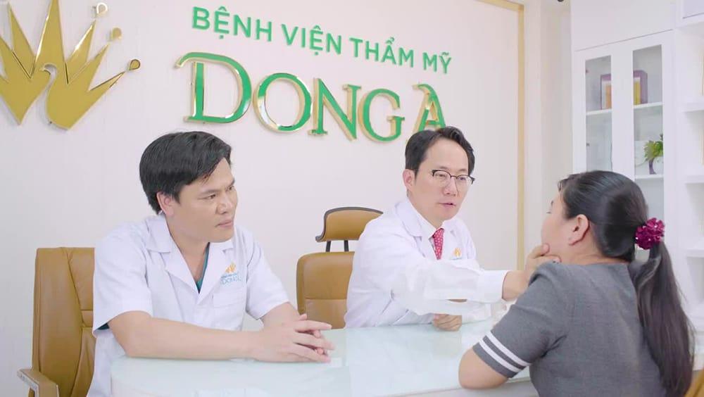 Thẩm mỹ viện Đông Á | Top 15 địa chỉ nâng mũi giá rẻ chất lượng cực tốt tại TPHCM