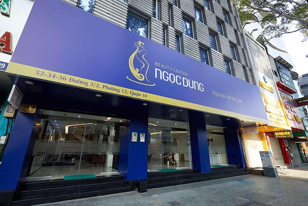 Thẩm mỹ viện Ngọc Dung | Top 15 địa chỉ nâng mũi giá rẻ chất lượng cực tốt tại TPHCM