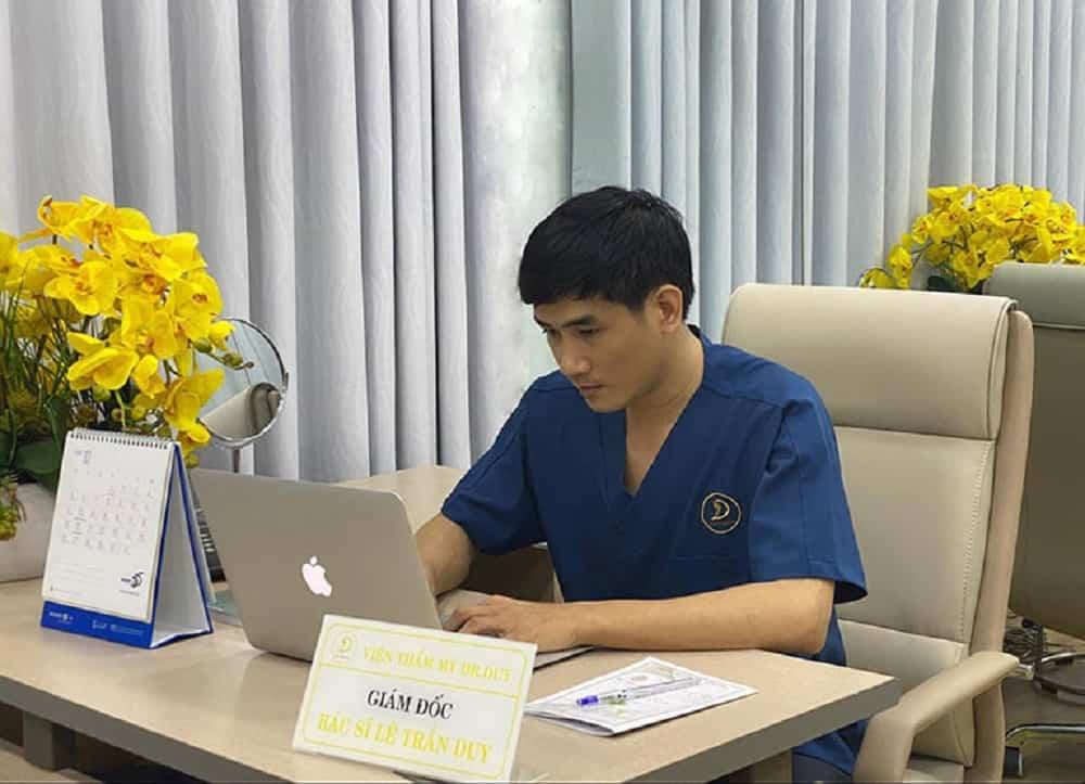 Viện thẩm mỹ Dr Lê Trần Duy - Địa chỉ được nhiều chị em tin dùng | [2021] Top 13 địa chỉ làm mũi đẹp, uy tín và an toàn nhất TPHCM