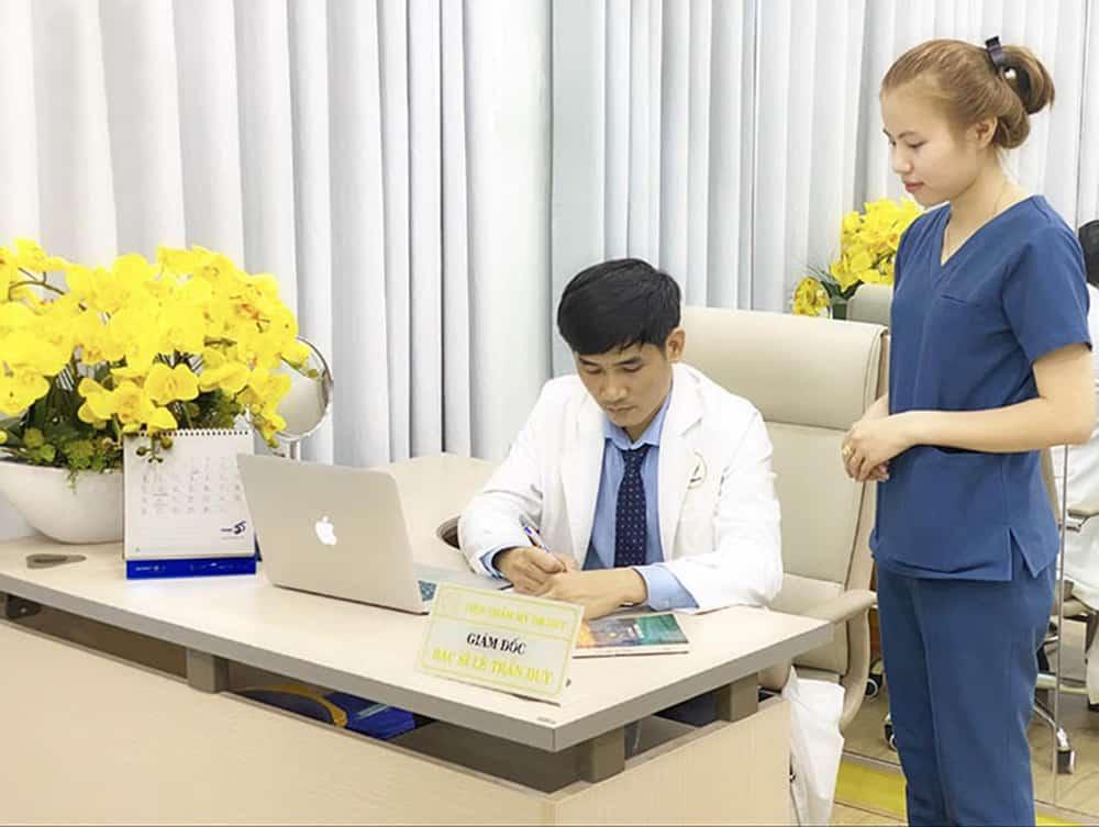 Viện thẩm mỹ Dr.Duy | Top 15 địa chỉ nâng mũi giá rẻ chất lượng cực tốt tại TPHCM