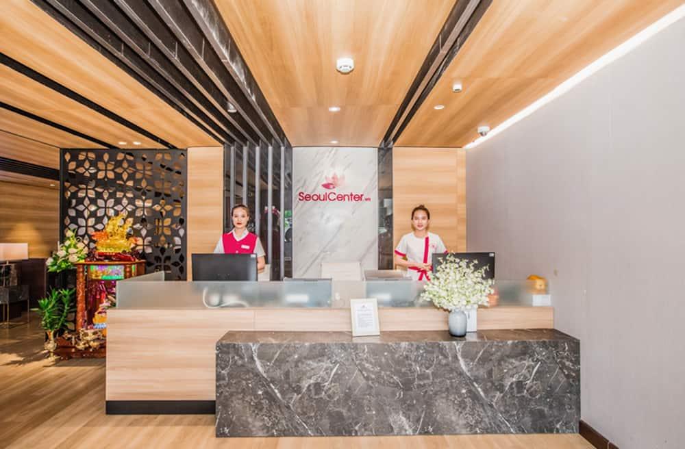 Viện thẩm mỹ Seoul Center | Top 15 địa chỉ nâng mũi giá rẻ chất lượng cực tốt tại TPHCM