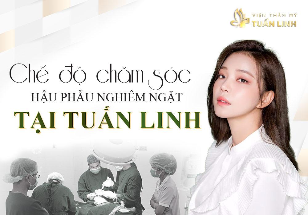 Chế độ chăm sóc hậu phẫu nghiêm ngặt tại Tuấn Linh | Nâng mũi bao lâu thì cắt chỉ