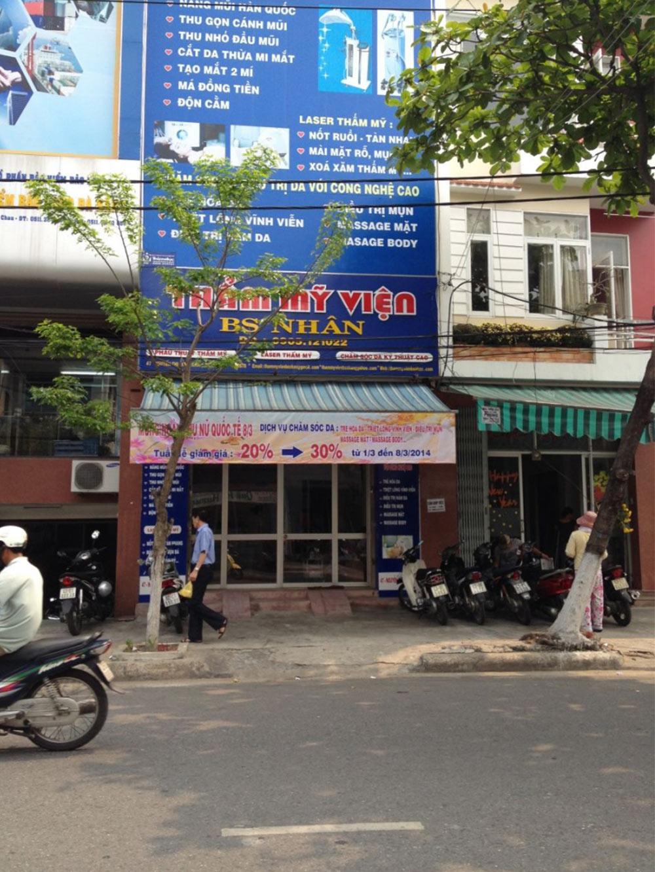 Thẩm mỹ viện bác sĩ Nhân | [2021] Top 7 địa chỉ Nâng mũi đẹp, uy tín ở Đà Nẵng bạn cần biết
