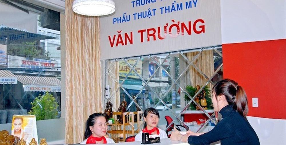 Viện thẩm mỹ Văn Trường | [2021] Top 7 địa chỉ Nâng mũi đẹp, uy tín ở Đà Nẵng bạn cần biết
