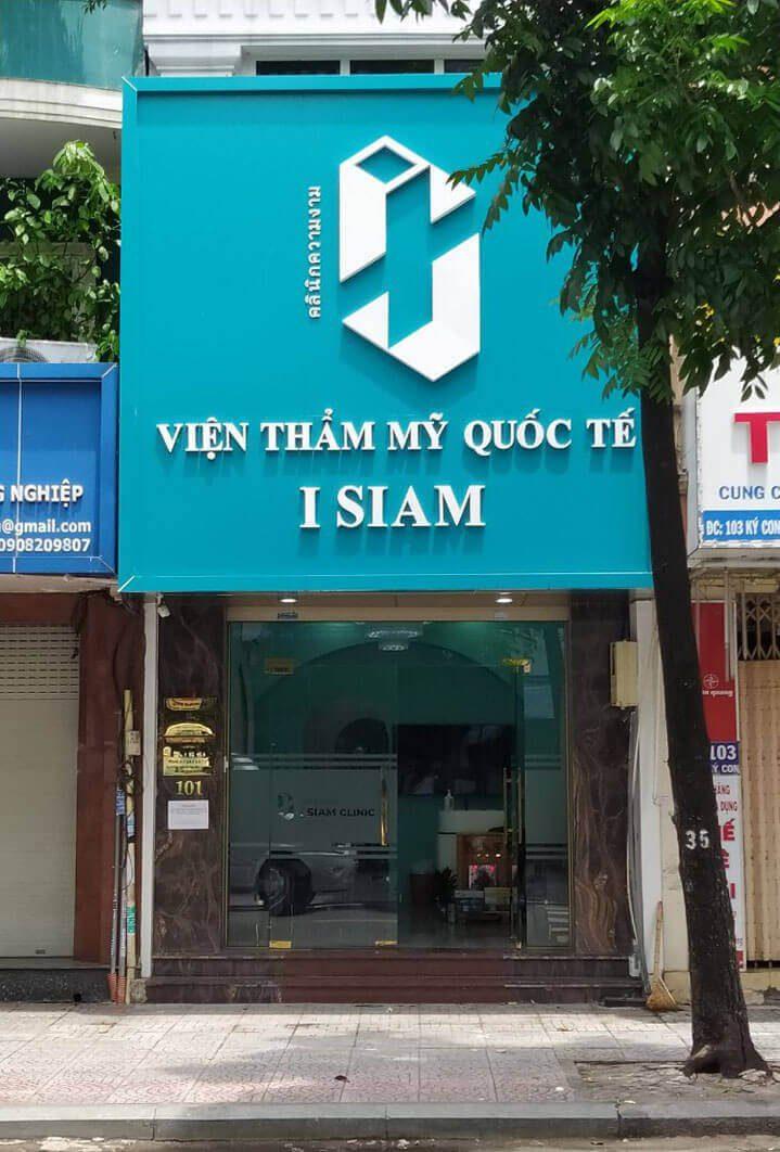 Viện thẩm mỹ I SIAM | Top 5 địa chỉ Nâng mũi Hàn Quốc đẹp và uy tín tại TPHCM