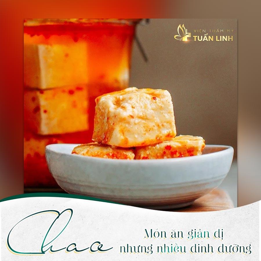 Chao - Món ăn giản dị nhưng nhiều dinh dưỡng | Nâng mũi ăn chao được không?